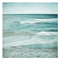 Soft Waves Fine Art Print