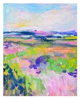 Colourful Land I Fine Art Print