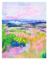 Colourful Land II Fine Art Print