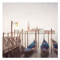 Venice Twilight Fine Art Print