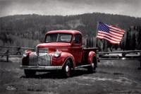American Made II Fine Art Print