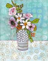 Sophia Daisy Flowers Fine Art Print