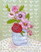 Ava Rose Fine Art Print