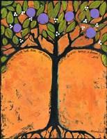 Poe Tree Fine Art Print