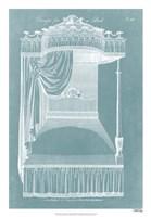 Design for a Bed I Fine Art Print