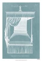 Design for a Bed IV Fine Art Print