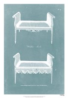 Design for a Window Seat I Fine Art Print