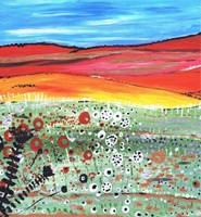 Strawberry Fields Fine Art Print