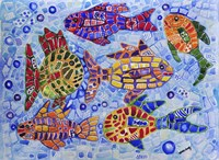 Tropical Fish Fine Art Print