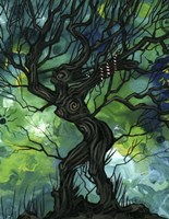 Tree of Life IV Fine Art Print