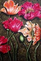 Iceland Poppies Fine Art Print