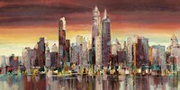 Sera su New York Fine Art Print