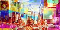 Times Square 2.0 Fine Art Print