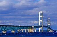 Mackinac Bridge, Michigan Fine Art Print