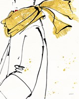 Fashion Strokes II Fine Art Print