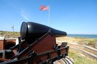 Fort Massachusetts, Civil War site, Mississippi Fine Art Print