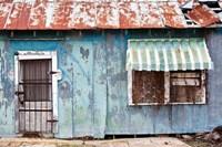 Mississippi, Natchez Abandoned house Fine Art Print