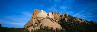 Mt Rushmore National Monument and Black Hills, Keystone, South Dakota Fine Art Print