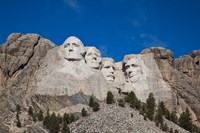 Mount Rushmore National Memorial, South Dakota Fine Art Print