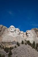 Mount Rushmore National Memorial, Keystone, South Dakota Fine Art Print