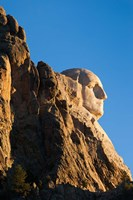 USA, South Dakota, Black Hills, Mount Rushmore National Memorial Fine Art Print