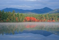 Chocorua Lake, White Mountains, New Hampshire Fine Art Print