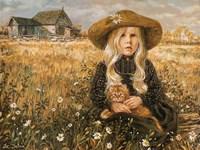 Rebecca Fine Art Print
