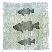 Life Is Better At The Lake Bass Fine Art Print