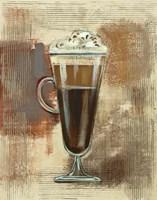 Cafe Classico I Neutral Fine Art Print
