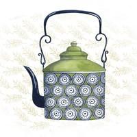 Sweet Teapot IV Fine Art Print