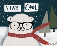 Stay Cool Fine Art Print