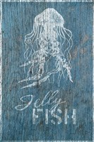 Jelly Fish Fine Art Print