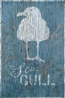 Sea Gull Fine Art Print