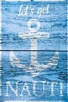 Let's Get Nautical Fine Art Print