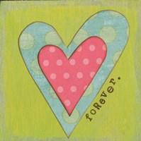 Forever Heart Fine Art Print