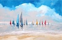 Boats IV Fine Art Print