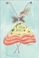 Loving Peace Fine Art Print