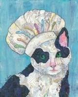Chef Cat Fine Art Print