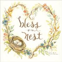 Nest Blessings Fine Art Print