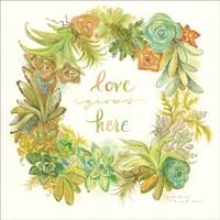 Grow Love Fine Art Print