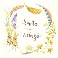 Roots and Wings Fine Art Print