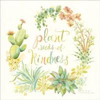 Seeds of Kindness Fine Art Print