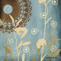Botanical Silhouettes I Fine Art Print