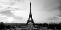 The Eiffel Tower Fine Art Print