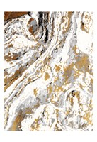 Gold Marble Fine Art Print