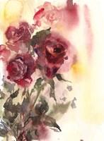 Bouquet of Roses Fine Art Print