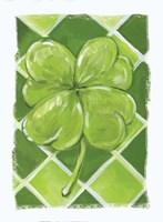 Lucky Clover Fine Art Print