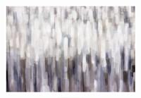 Silver Rain Fine Art Print