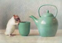 The Teapot Fine Art Print