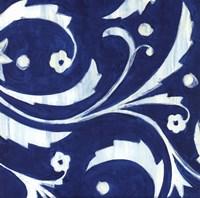 Tangled In Blue II Fine Art Print